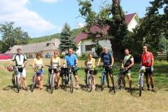 Jacovskí cyklisti