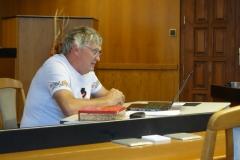 Voľby za predsedu Regionálna rada Klubu slovenských turistov Topoľčany (RR KST TO) vyhral Peter Dragúň (KST Žochár Topoľčany)