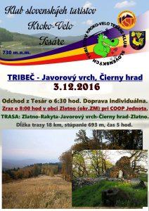 Pozvánka na Javorový vrch, Čierny hrad